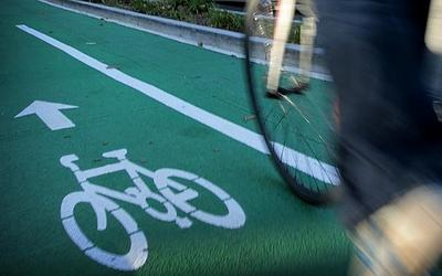 Lower Cycling Rates in Sydney