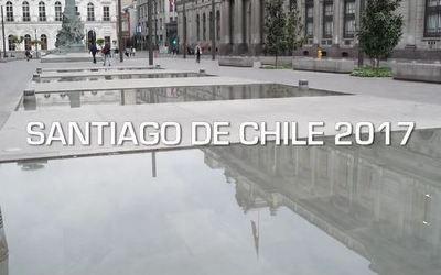 Santiago Wins 2017 Sustainable Transport Award