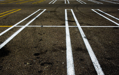 Innovative line marking – pros & cons