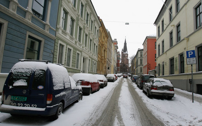 Oslo cuts on-street parking
