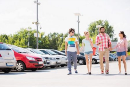 Parking – Your customer's first and last impression