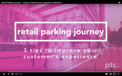 Retail Parking Journey – 3 tips to improve your customer's experience