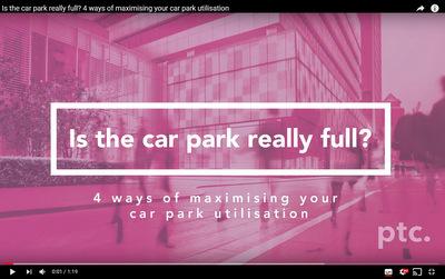Is the car park really full? 4 ways of maximising your car park utilisation