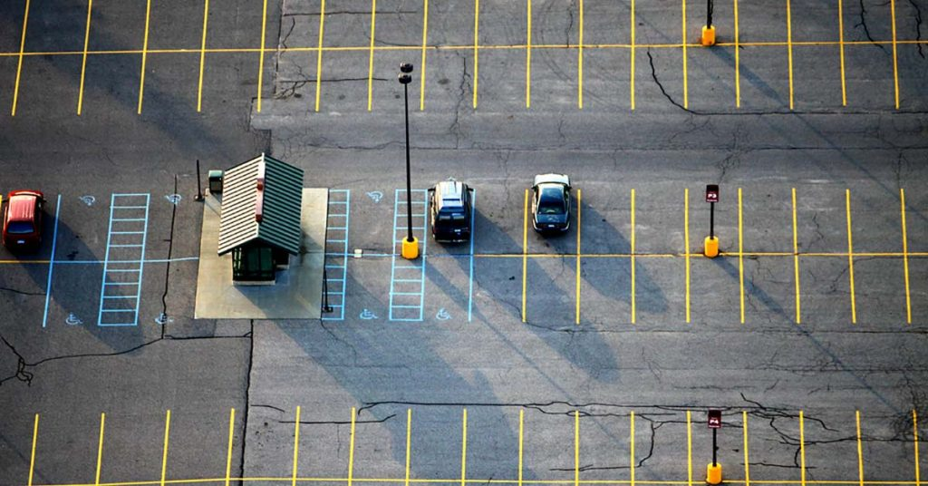Social impact of parking requirements