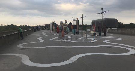 Car Park In London Becomes A Cultural Centre Ptc