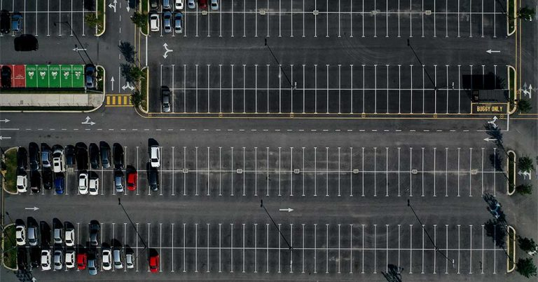 Elements that make a great commuter car park